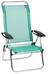 Lafuma Mobilier LOW ELIPS - Siège camping - Sun Glam Batyline turquoise